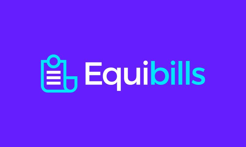 Equibills