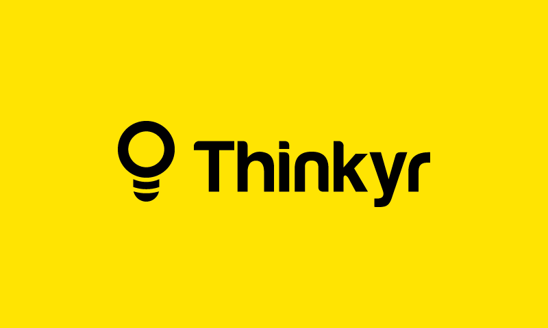 Thinkyr - Business startup name for sale