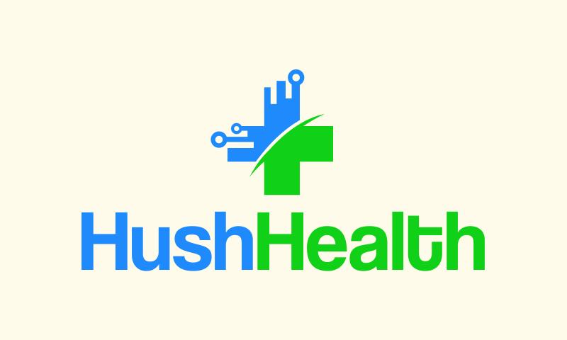 Hushhealth - Health domain name for sale