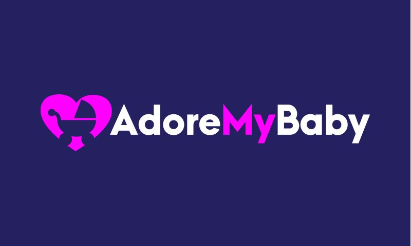 Adoremybaby - Retail startup name for sale