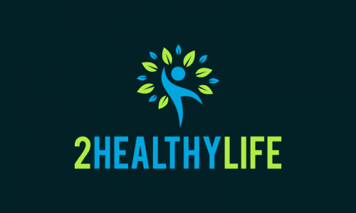 2healthylife - Health domain name for sale