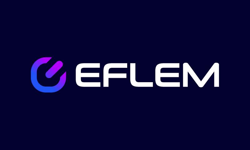 Eflem - Technology brand name for sale