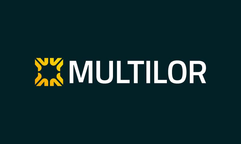 Multilor - Technology domain name for sale