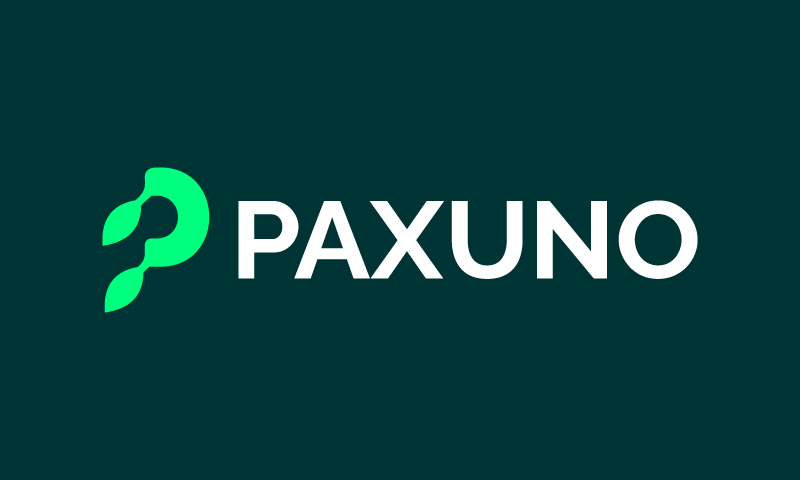 Paxuno - Technology domain name for sale