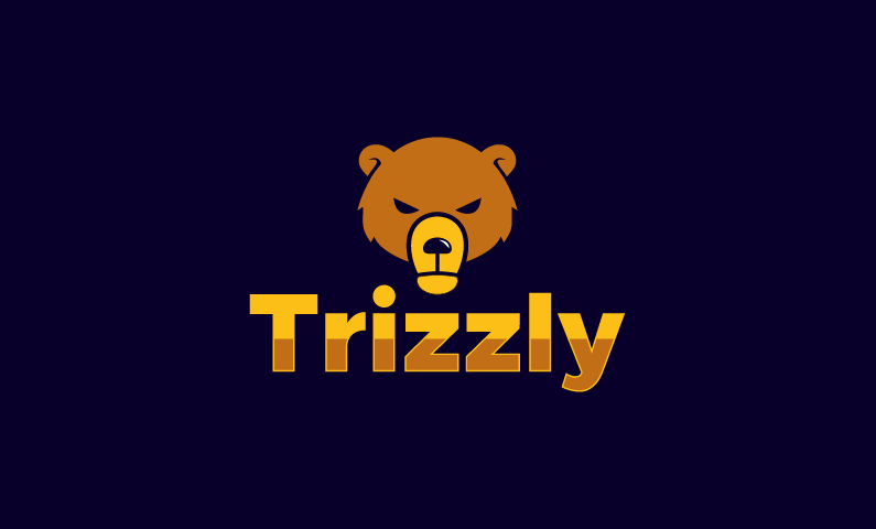 Trizzly - Invented domain name for sale