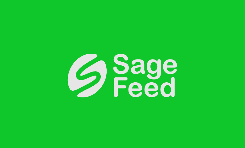Sagefeed - Investment product name for sale