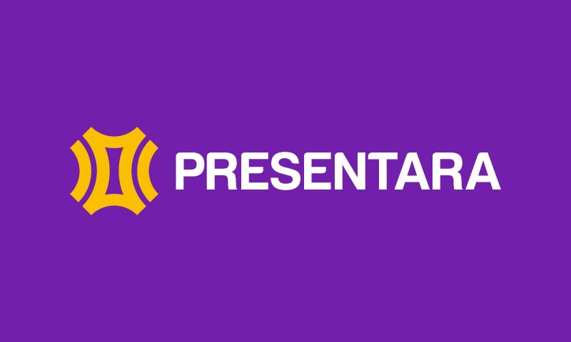 Presentara logo