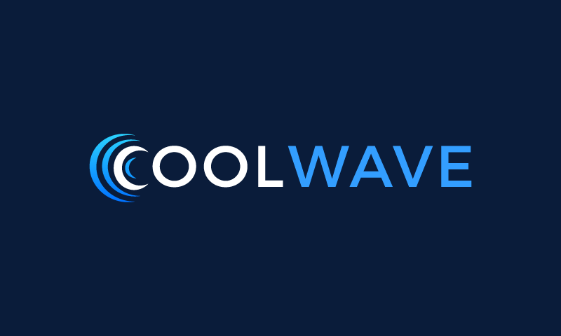 Coolwave - Cool, fresh, creative, generic brandable domain name for sale!