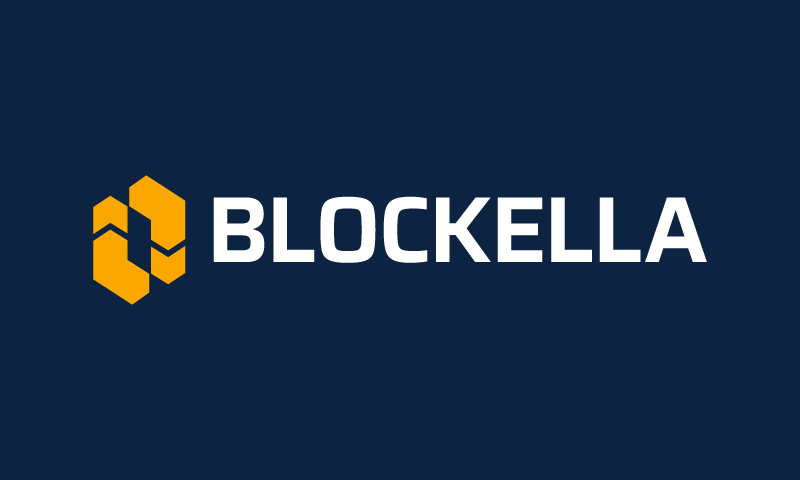 Blockella - Cryptocurrency brand name for sale