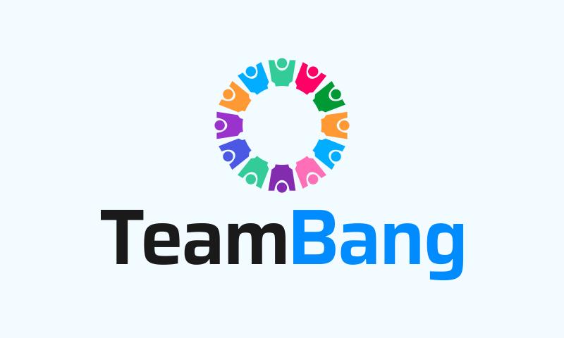 Teambang - Outsourcing startup name for sale