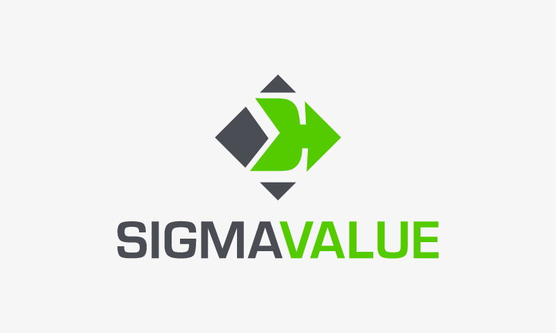 Sigmavalue - Corporate domain name for sale