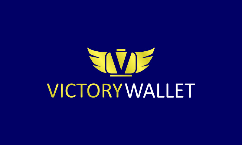 Victorywallet - Cryptocurrency startup name for sale