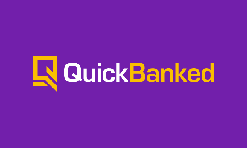 QuickBanked logo