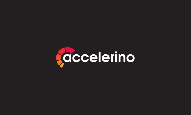 Accelerino - Modern domain name for sale