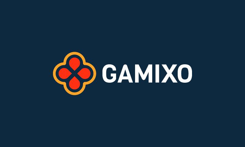 Gamixo logo