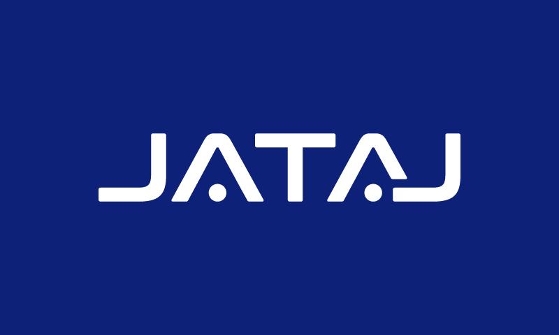 Jataj - Business domain name for sale