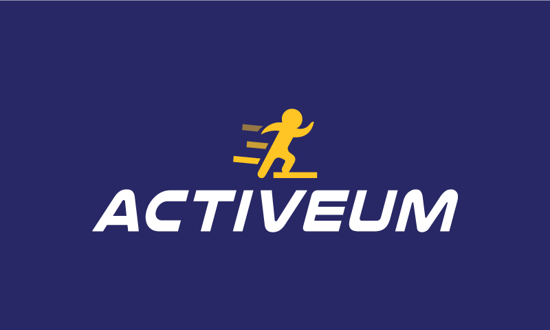 Activeum - Fitness brand name for sale