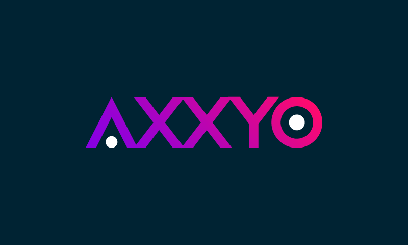 Axxyo - Business brand name for sale