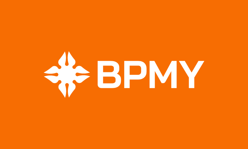 Bpmy - E-commerce startup name for sale