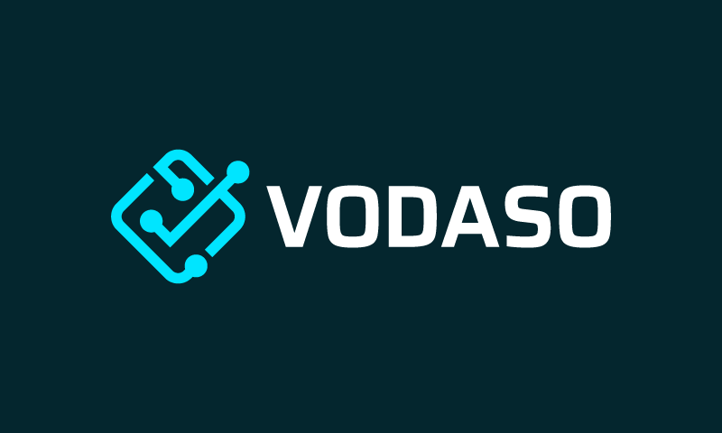Vodaso - Potential startup name for sale