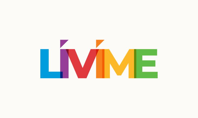 Livime - E-commerce domain name for sale