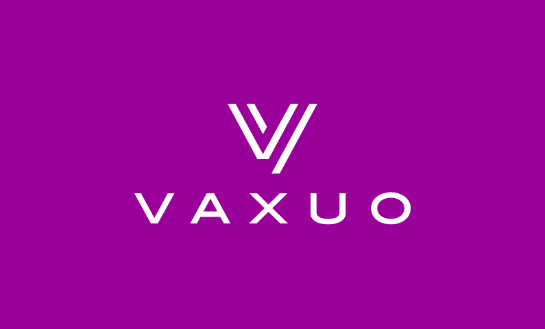Vaxuo - E-commerce company name for sale