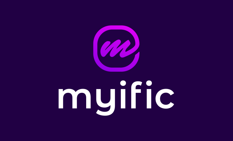 Myific - E-commerce company name for sale