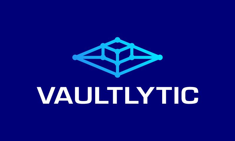 Vaultlytic logo