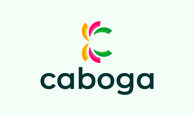 Caboga - Modern brand name for sale