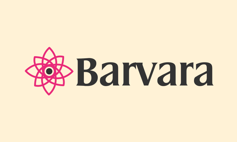 Barvara - Business product name for sale
