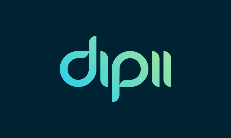 Dipii - E-commerce domain name for sale