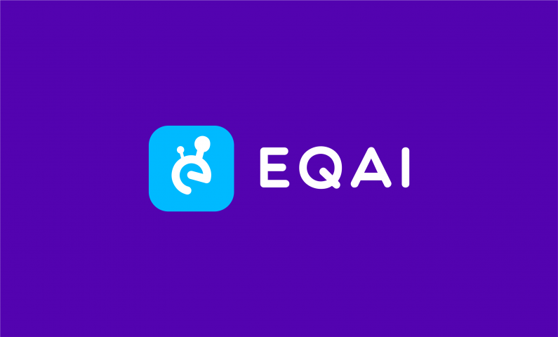 Eqai - Invented business name for sale