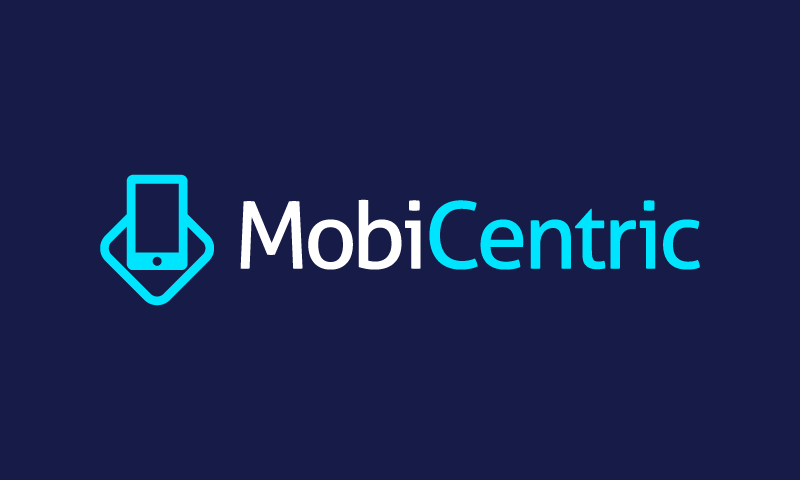 Mobicentric - Marketing domain name for sale