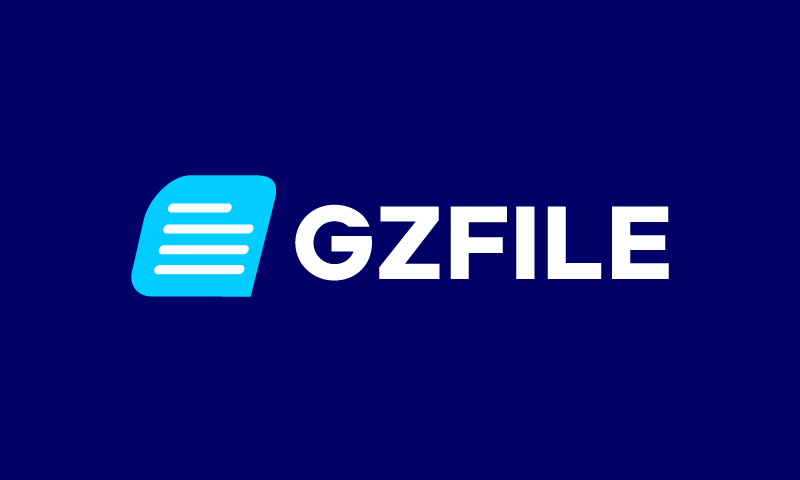 Gzfile - Technology product name for sale