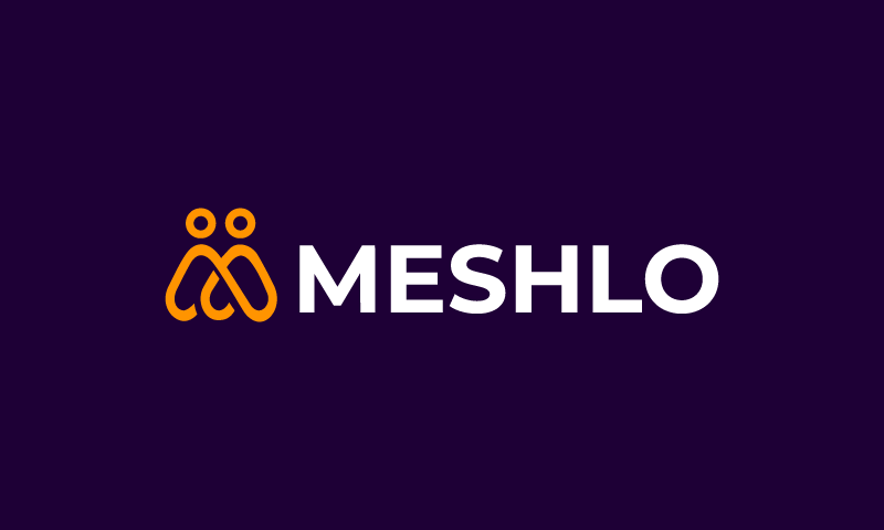 Meshlo - Coworking brand name for sale