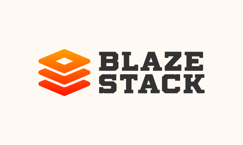 Blazestack - Technology product name for sale