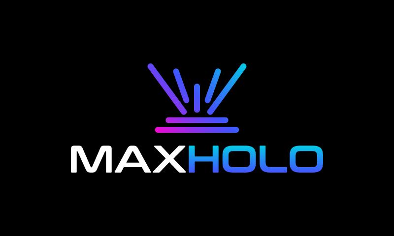 Maxholo - Business product name for sale