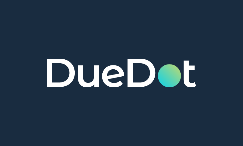 Duedot - Technology product name for sale