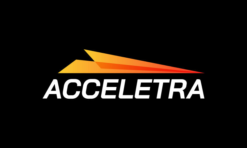 Acceletra - Software startup name for sale