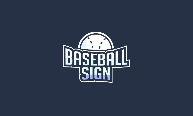 Baseballsign