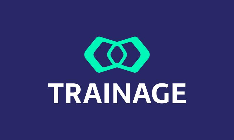 Trainage