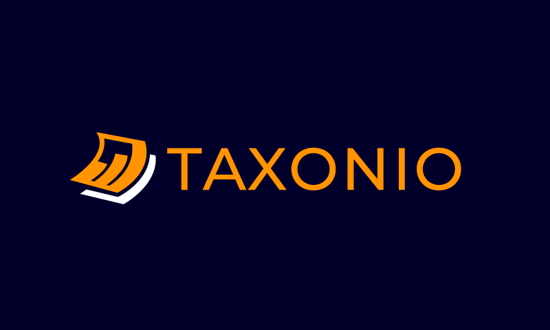 Taxonio - Consulting brand name for sale