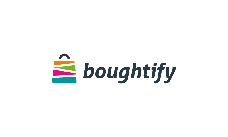 Boughtify logo