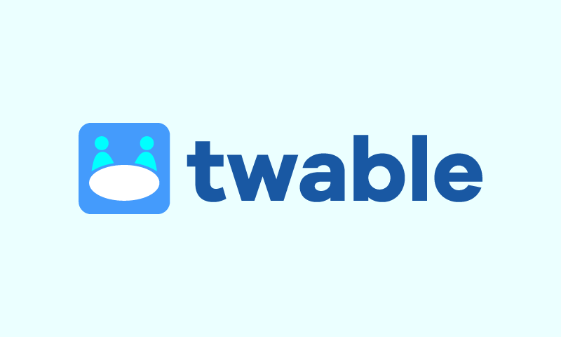 Twable - Food and drink startup name for sale