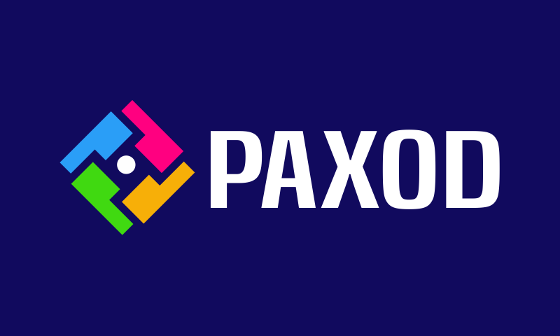Paxod - Audio brand name for sale
