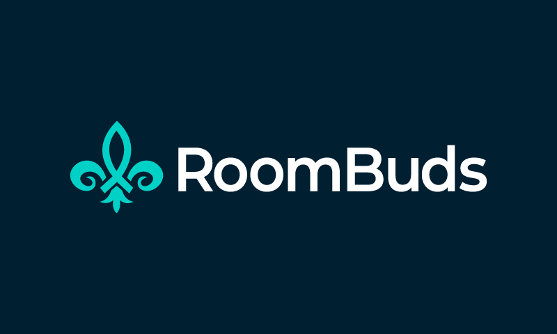Roombuds - Real estate domain name for sale