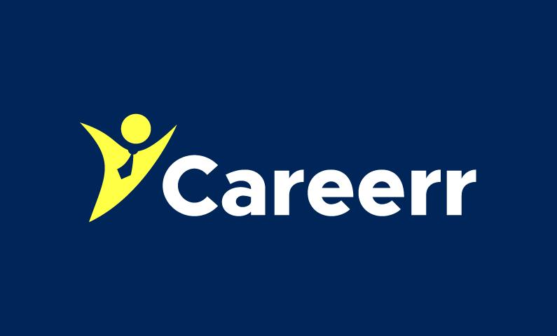 Careerr - Recruitment domain name for sale