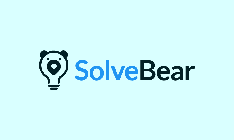 Solvebear - Business company name for sale