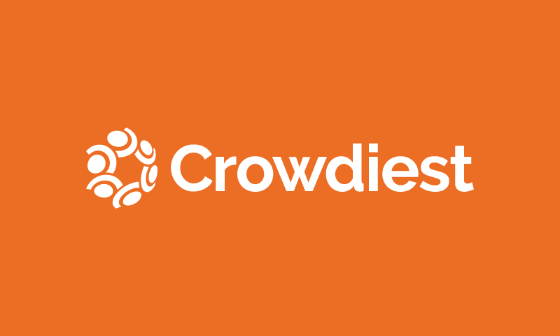 Crowdiest - Crowdsourcing brand name for sale