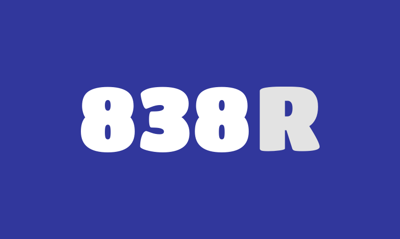838r - Energetic startup name for sale